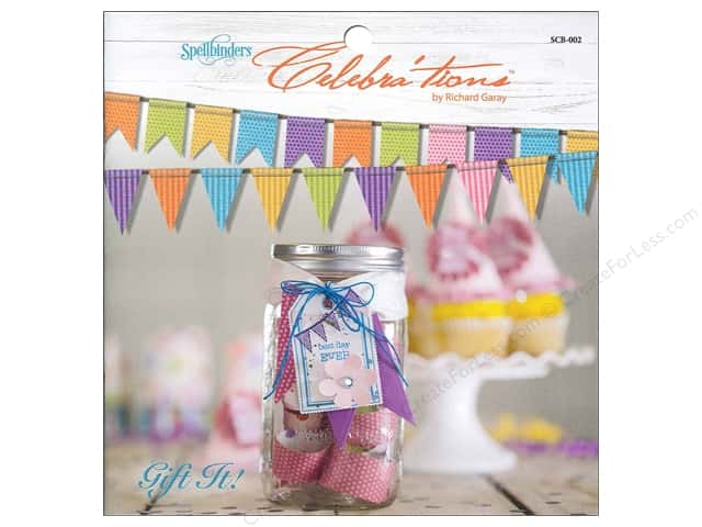 Spellbinders Celebra'tions Inspiration Gift It Book