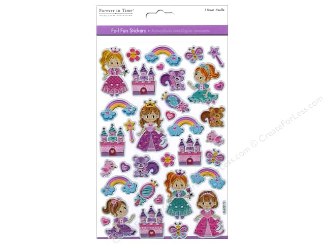 Multicraft Sticker Foil Fun Fairytale