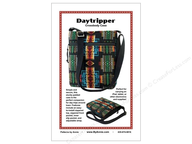 By Annie Daytripper Crossbody Case Pattern