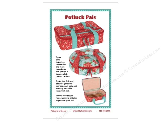 By Annie Potluck Pals Pattern