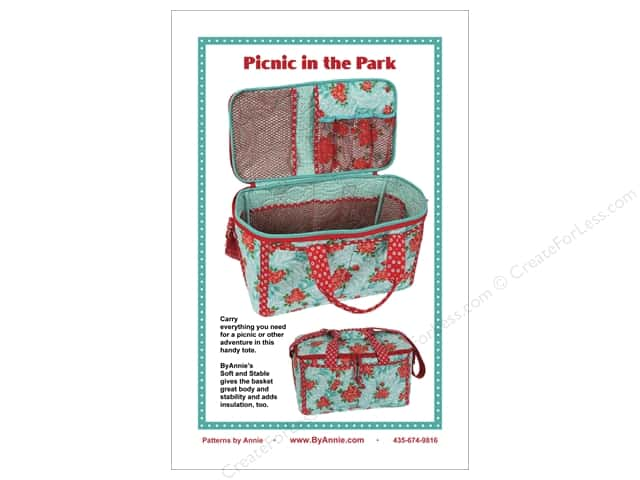 By Annie Picnic In The Park Pattern