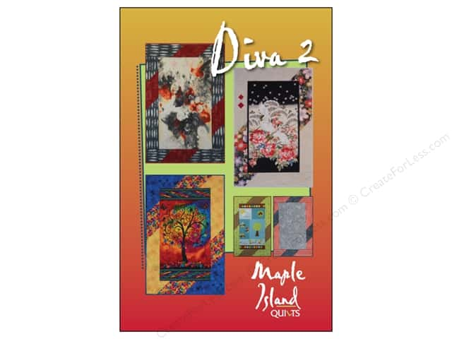 Maple Island Quilts Diva 2 Pattern