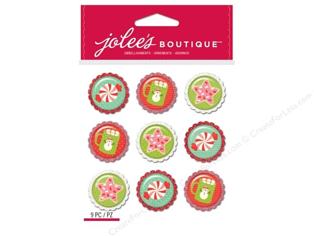 Jolee's Boutique Stickers Sweet Treat Baubles