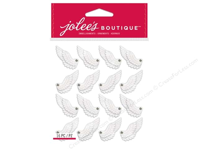 Jolee's Boutique Stickers Repeats Angel Wings