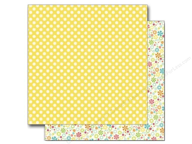 Echo Park 12 x 12 in. Paper Sweet Summertime Collection Sunny Spots (25 sheets)