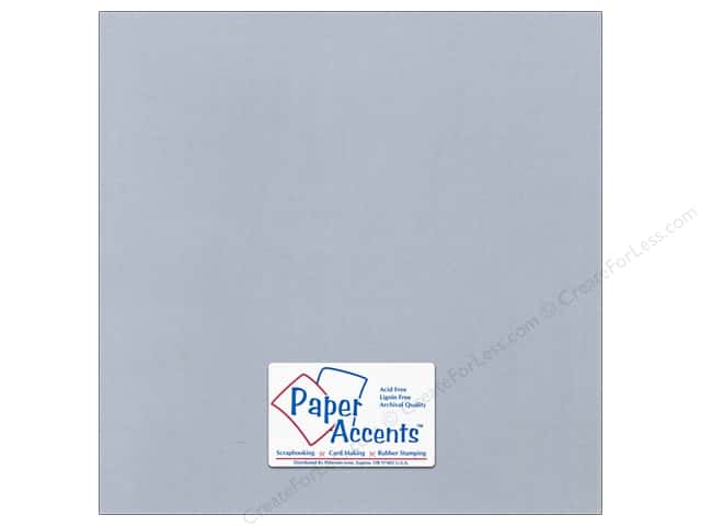Cardstock 12 x 12 in. Canvas Dovetail by Paper Accents (25 sheets)