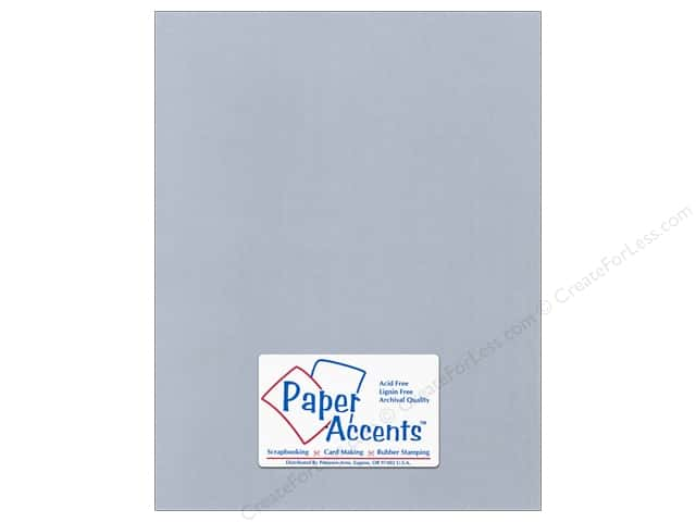 Cardstock 8 1/2 x 11 in. Canvas Dovetail by Paper Accents (25 sheets)