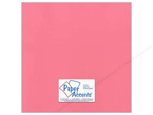 Cardstock 12 x 12 in. Canvas Loveable by Paper Accents (25 sheets)
