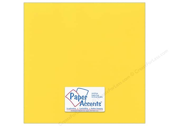 Paper Accents Cardstock 12 x 12 in. #54413 Canvas Fireflies (25 sheets)