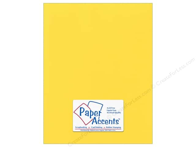 Cardstock 8 1/2 x 11 in. Canvas Fireflies by Paper Accents (25 sheets)