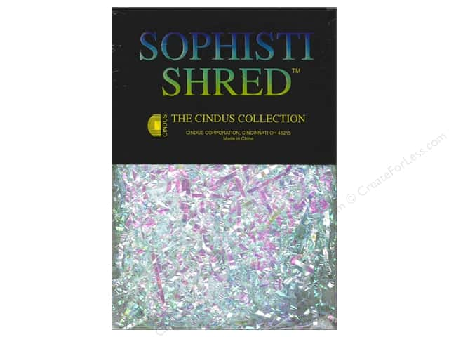 Sophisti Shred by Cindus 2 oz. Opal