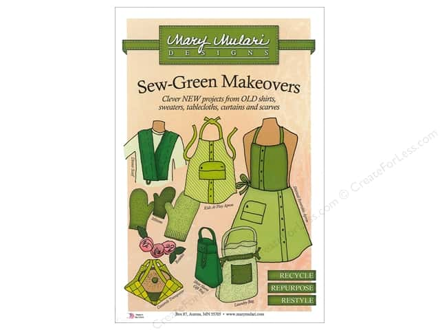 Mary Mulari Sew Green Makeovers Pattern