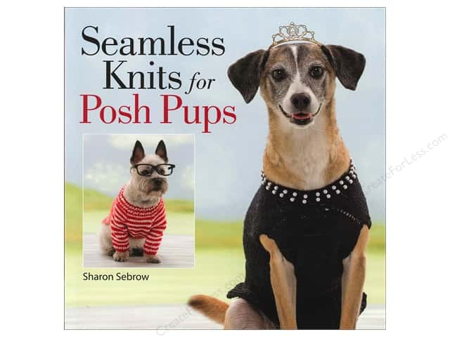 That Patchwork Place Seamless Knits For Posh Pups Book