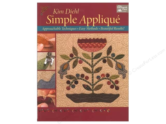 That Patchwork Place Simple Applique Book