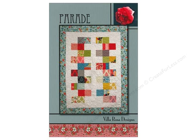 Villa Rosa Designs Parade Pattern Card