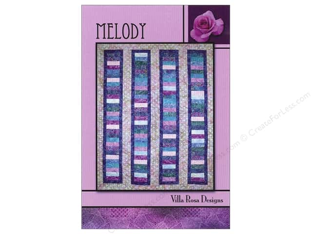 Villa Rosa Designs Melody Pattern Card