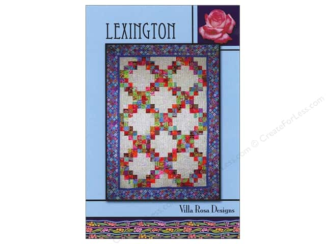 Villa Rosa Designs Lexington Pattern Card