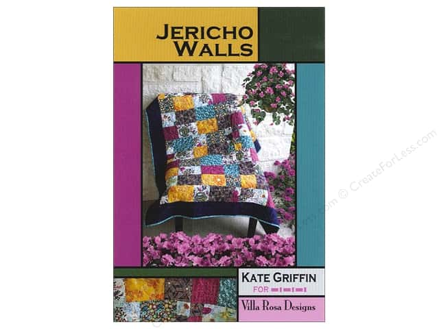 Villa Rosa Designs Kate Griffin Jericho Walls Pattern Card