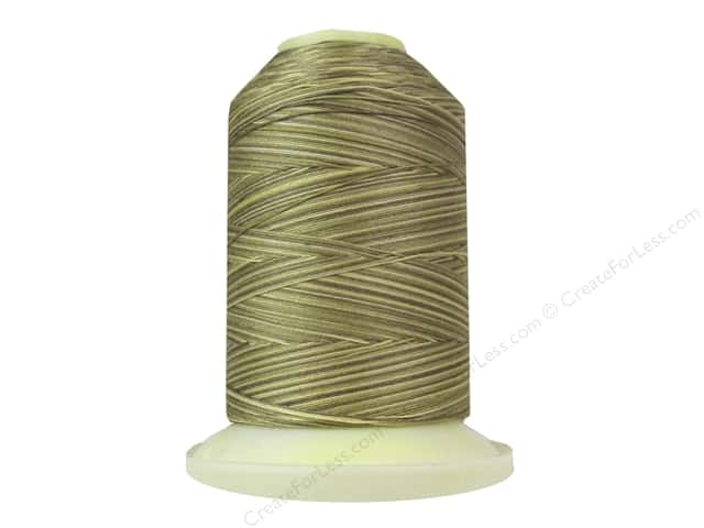 Signature 100% Cotton Thread 700 yd. #SM8 Variegated Sand Dunes