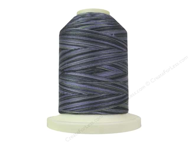 Signature 100% Cotton Thread 700 yd. #M014 Variegated Shadows