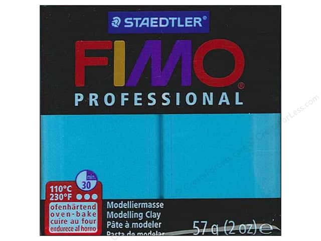 Fimo Professional Clay 2 oz. Turquoise