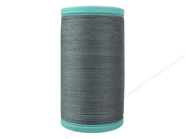Coats Cotton Covered Bold Hand Quilting Thread 175 yd. #620 Slate