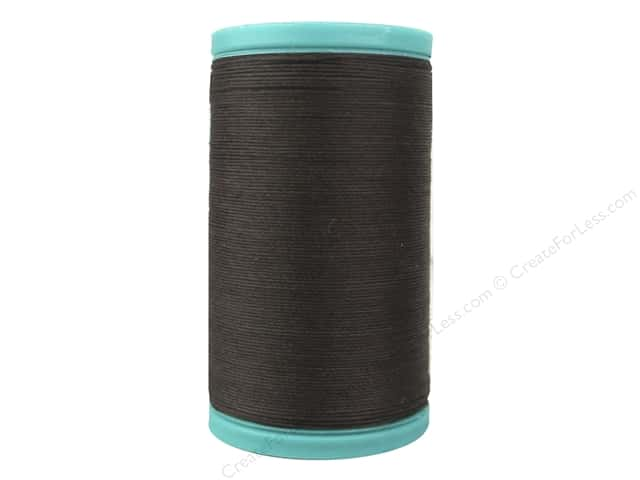 Coats Cotton Covered Bold Hand Quilting Thread 175 yd. #8960 Chona Brown