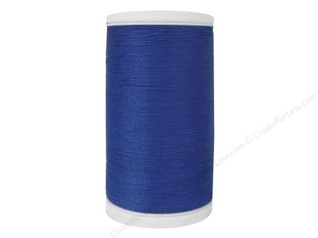 Coats & Clark Dual Duty XP All Purpose Thread 500 yd. #4470 Yale Blue