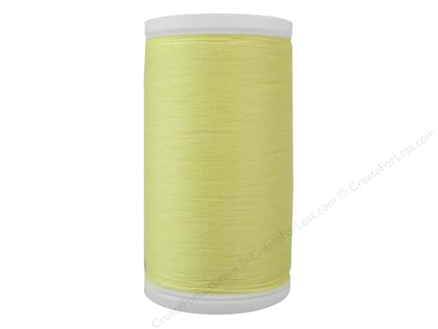 Coats & Clark Dual Duty XP All Purpose Thread 500 yd. #7330 Yellow