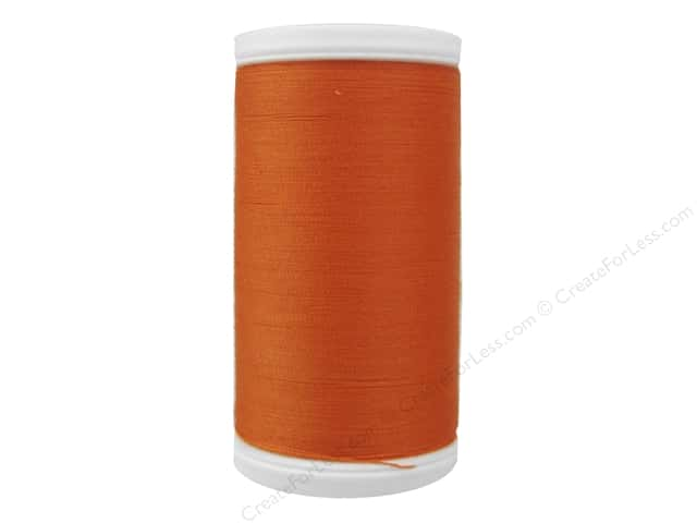 Coats & Clark Dual Duty XP All Purpose Thread 500 yd. #7640 Orange