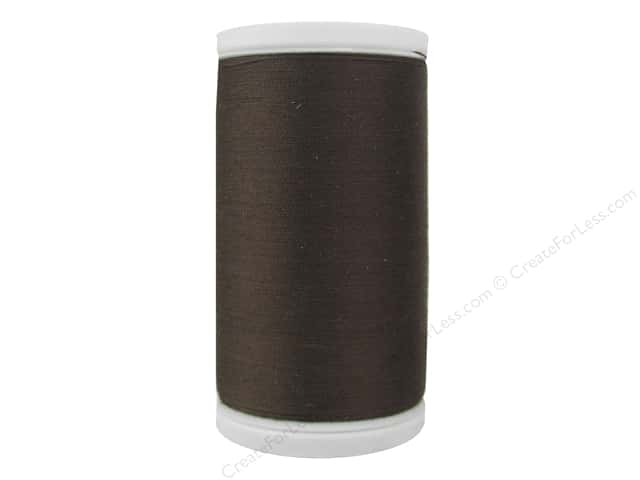 Coats & Clark Dual Duty XP All Purpose Thread 500 yd. Dark Brown