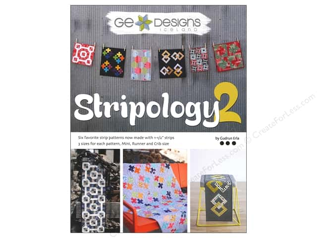 G.E. Designs Stripology 2 Book