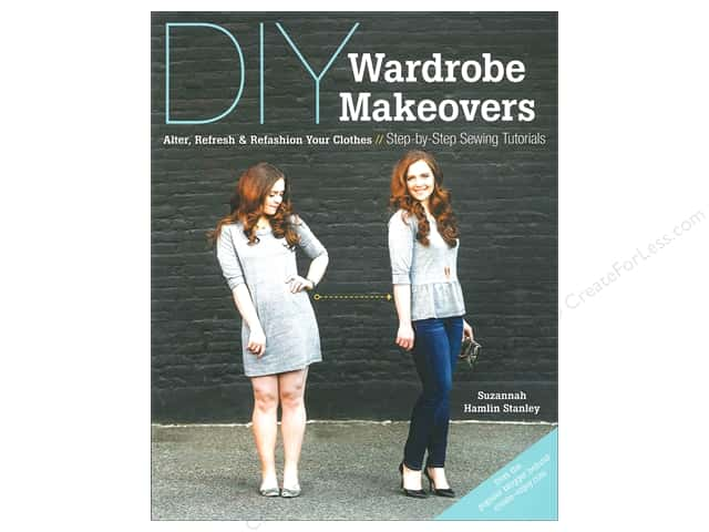 Stash By C&T DIY Wardrobe Makeovers Book