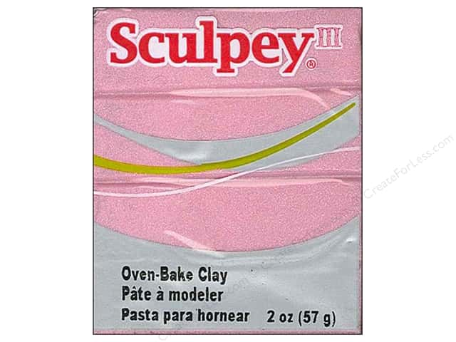 Sculpey III Clay 2 oz. Princess Pearl