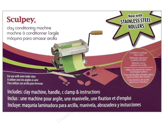 Sculpey Clay Tools Conditioning Machine