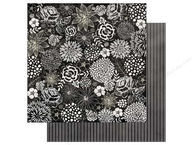 Authentique 12 x 12 in. Paper Everlasting Timeless (25 sheets)