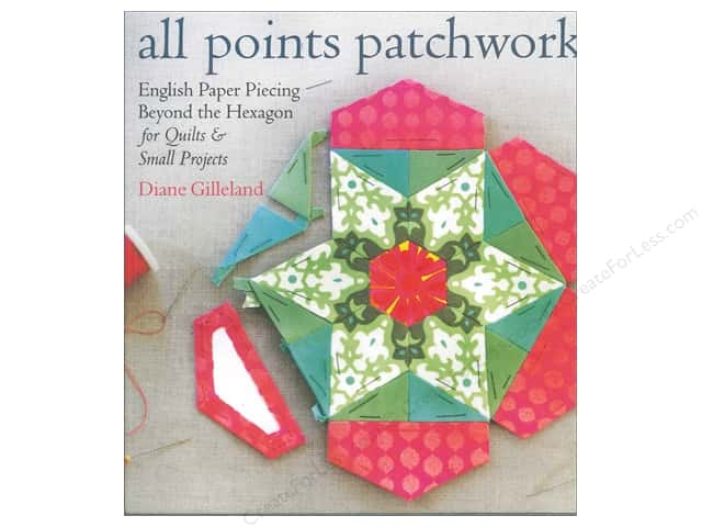 Storey Publications All Points Patchwork Book