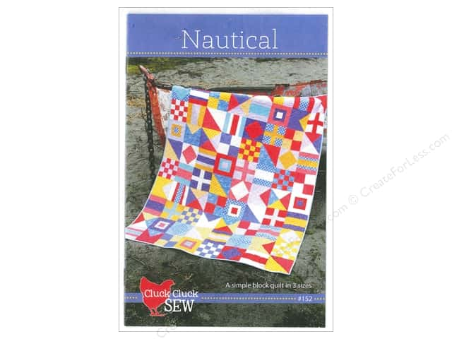 Cluck Cluck Sew Nautical Pattern