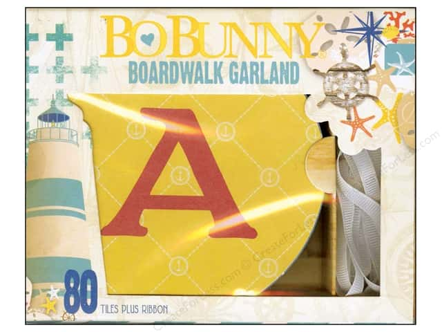 Bo Bunny Garland Box Set Boardwalk