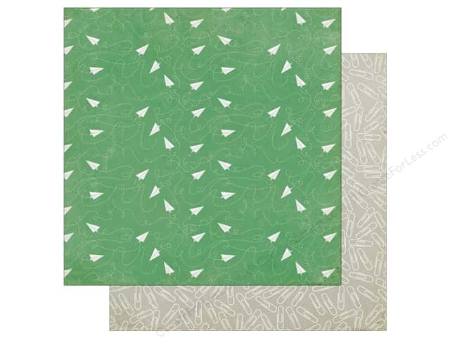 Echo Park 12 x 12 in. Paper Teachers Pet Paper Airplanes (25 sheets)