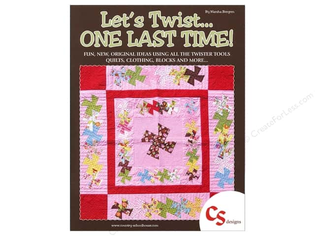Let's Twist One Last Time Book by Marsha Bergren