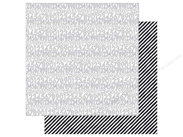 Bella Blvd 12 x 12 in. Paper Just Add Color Passcode (25 sheets)