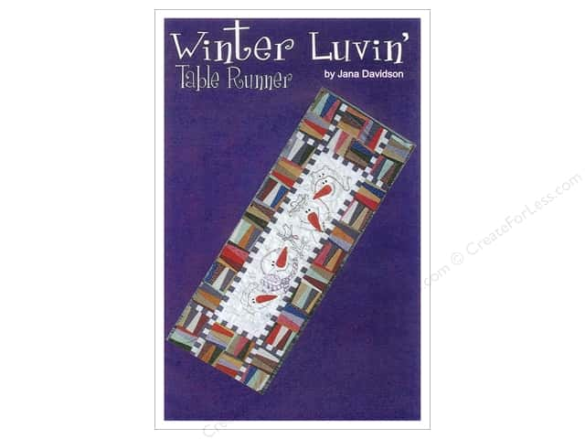 Turnberry Lane Winter Luvin' Table Runner Pattern