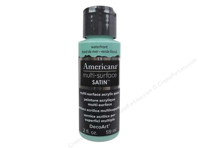 DecoArt Americana Multi-Surface Satin 2 oz. Waterfront