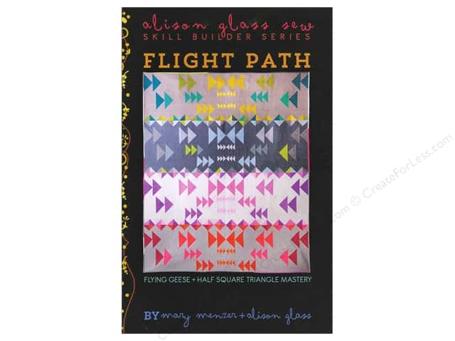 Alison Glass Design Skill Builder Series Flight Path Pattern