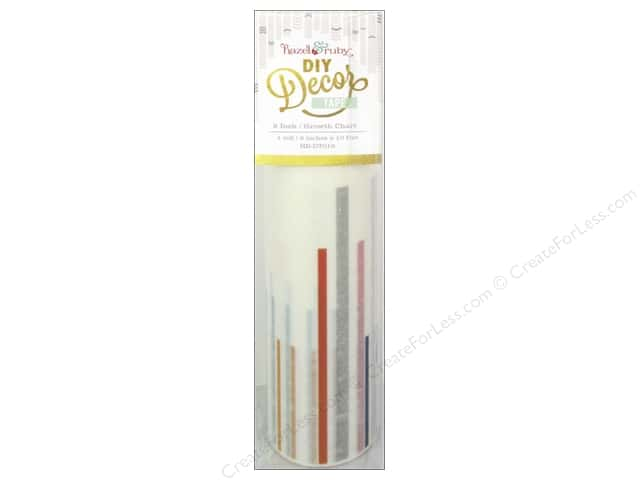 Hazel & Ruby DIY Decor Tape 8 in. Growth Chart