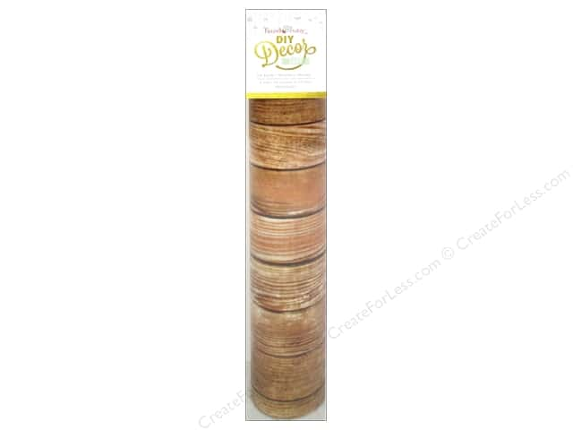 Hazel & Ruby DIY Decor Tape 12 in. Wooden Grain
