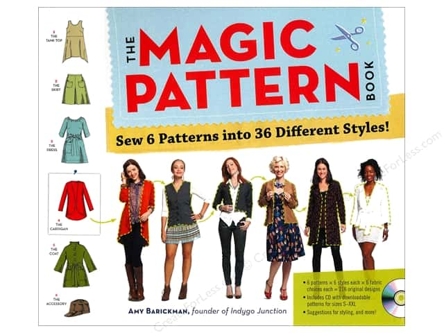 Workman Publishing for Indygo Junction The Magic Pattern Book