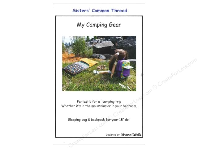Sisters' Common Thread My Camping Gear Pattern