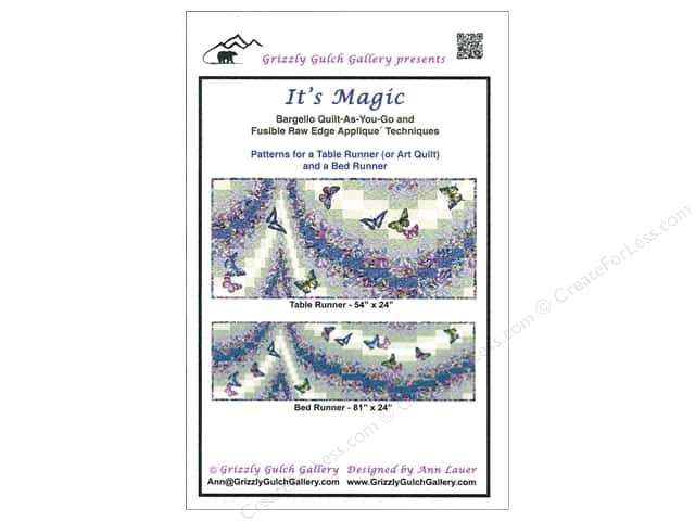 Grizzly Gulch Gallery It's Magic Pattern